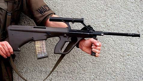 Berufssoldat bleibt trotz Waffenverbot im Dienst (Bild: APA/RUBRA)