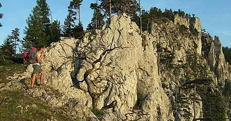 Kletterer auf der Rax tödlich verunglückt (Bild: Privat)