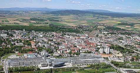 St. Pöltner feiern 850-Jahr-Jubiläum (Bild: www.st-poelten.gv.at - Presse)