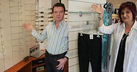 Profieinbrecher stehlen 380 Sonnenbrillen (Bild: Andi Schiel)