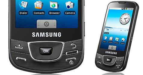 Erstes Android-Handy von Samsung im Juni (Bild: Samsung)