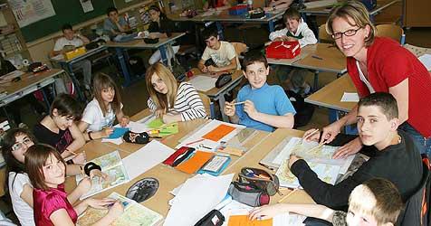 Gymnasien verweigern Neue Mittelschule (Bild: Markus Wenzel)
