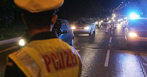 Lenker mit falschem Führerschein auf der A1 gefasst (Bild: Andi Schiel)