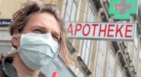 Keine Gratis-Schutzmasken für Oberösterreicher (Bild: APA-FOTO: GEORG HOCHMUTH)