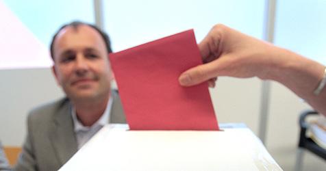 Endergebnis in NÖ - keine Mandatsverschiebungen (Bild: APA/GEORG HOCHMUTH)