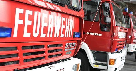 Heustadel in Tamsweg brennt völlig nieder (Bild: Reinhard Holl)
