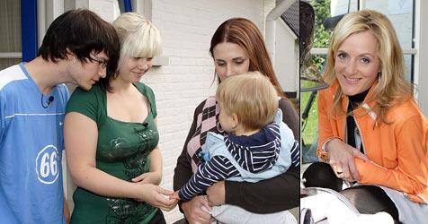 Babys werden für RTL-Doku von Eltern getrennt (Bild: RTL/Frank Hempel)