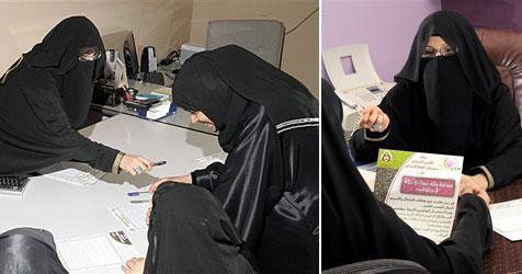 In Saudi-Arabien gefragt: Die Schönheit der Seele