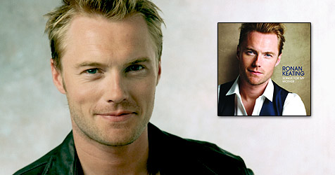 "Ronan Keating singt ""Songs For My Mother"""