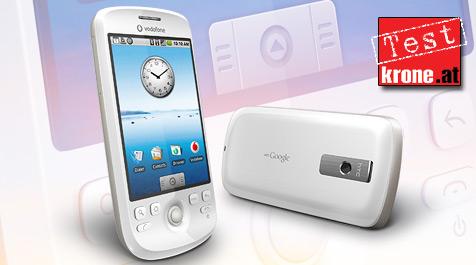 Neues Google-Handy HTC Magic überzeugt