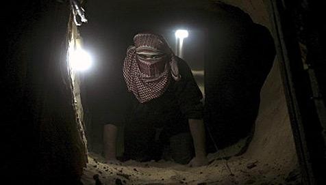 Potenzmittel-Schmuggel hat in Gaza Konjunktur