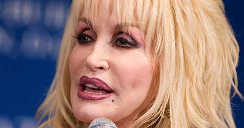 Dolly Parton erhält Ehrendoktorwürde