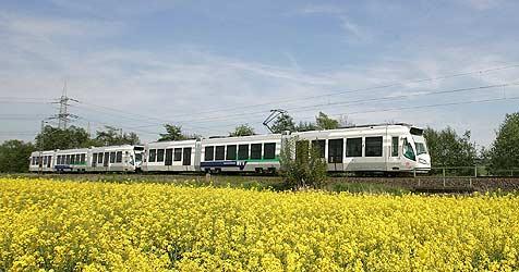 Mit Regioliner 6.000 Fahrgäste mehr auf Schiene (Bild: Alstom)