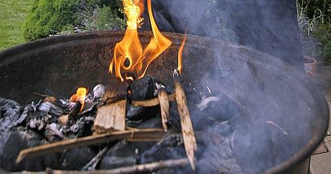 Zehnjähriger beim Grillen schwer verbrannt (Bild: apa/HARALD SCHNEIDER)