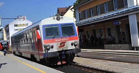 Bahn-Vergleich erregt die Gemüter (Bild: Horst Einöder)