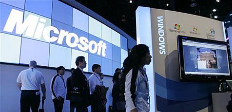 Microsoft beendet Geschäftsjahr mit Umsatzminus