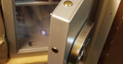 335-Kilo-Tresor aus Kaufhaus gestohlen (Bild: andi schiel)