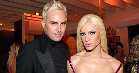 Designerduo The Blonds
