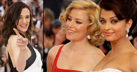 Die ersten Stars sind schon in Cannes
