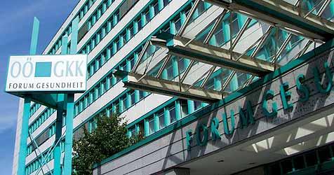 Krankenkasse schickt 27,6 Mio. nach Wien (Bild: OÖGKK)