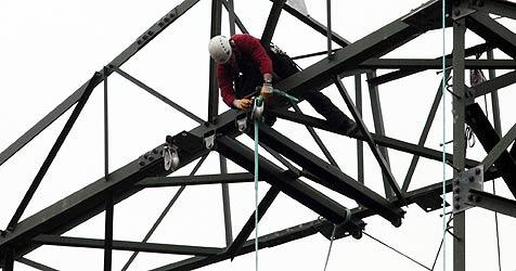 Erster Abschnitt der 380-kV-Leitung endgültig fixiert (Bild: Sepp Pail)