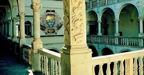 """Im Schloss Porcia sind die """"Ghost Hunters"""" los (Bild: Kärnten Werbung)"""