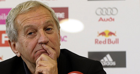 Salzburg will Beiersdorfer als neuen Sportdirektor (Bild: APA/BARBARA GINDL)