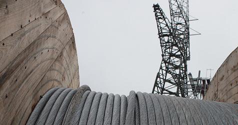 Bürgerinitiativen wehren sich gegen 380-kV-Freileitung (Bild: Sepp Pail)