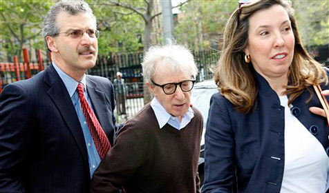 Fünf Millionen Schadensersatz für Woody Allen