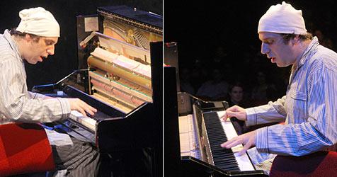 Musiker gibt 27 Stunden langes Rekord-Konzert (Bild: AFP)