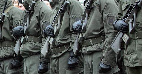 Schuss auf NÖ-Soldaten im Kosovo war Unfall (Bild: apa/HELMUT FOHRINGER)
