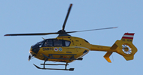 Deutsche Bergsteiger gerettet (Bild: Sepp Pail)
