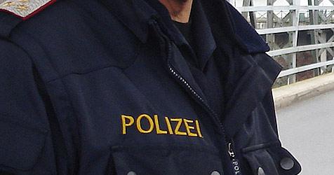 Polizist schießt sich bei Übung ins eigene Bein (Bild: APA/Silvia Schober)