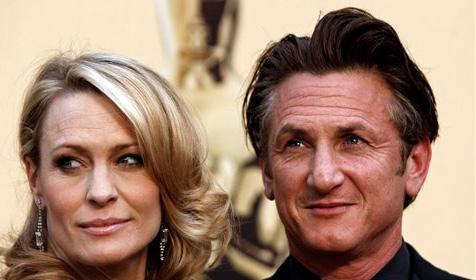 Sean Penn und Robin Wright lassen sich scheiden