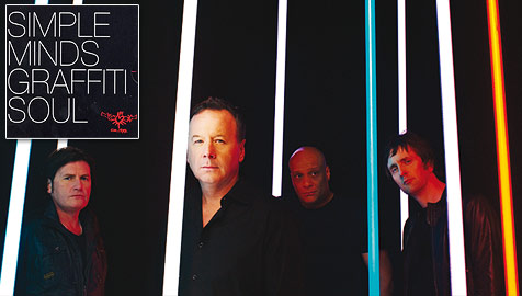 Simple Minds im Interview