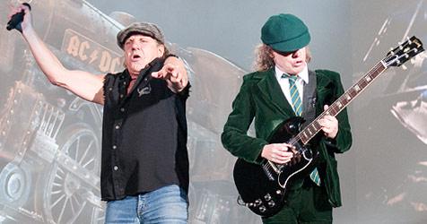 Großer Run auf Tickets für AC/DC-Konzert in Wels (Bild: Andreas Graf)