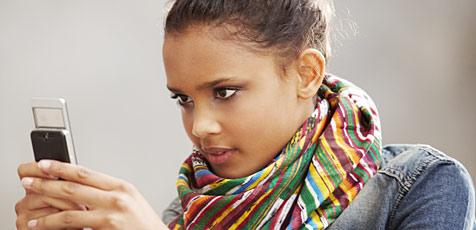 Handy erkennt Stimmung dank Gesichtsanalyse (Bild: Sony Ericsson)