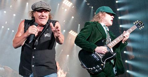 Tiere statt Rocker - WWF wendet sich direkt an AC/DC (Bild: Andreas Graf)