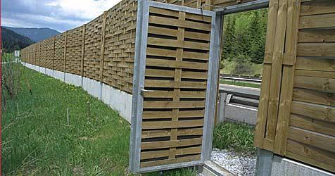 Lärmschutzwände werden endlich errichtet (Bild: Asfinag)