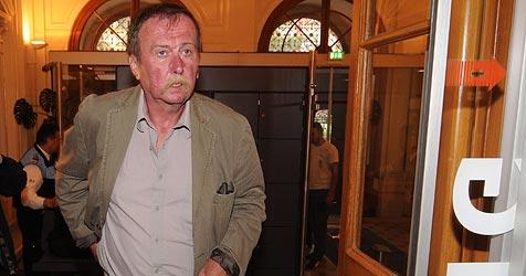 Ludwig Koch wegen versuchter Nötigung verurteilt (Bild: APA/Elmar Gubisch)