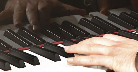 Standing Ovations für Brad Mehldau beim Jazzherbst (Bild: APA/Herbert Pfarrhofer)