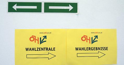 Auch ÖH-Wahl an Uni Salzburg aufgehoben (Bild: APA/Georg Hochmuth)
