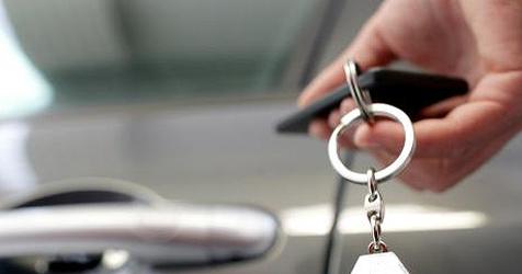 """Dreiste Diebe """"fischen"""" Schlüssel aus Postkästen (Bild: APA/dpa/Rolf Vennenbernd)"""