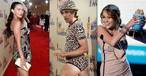 Die besten Momente der MTV Movie Awards