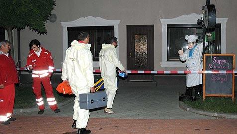 """""""Heurigen-Killer"""" wird ausgeliefert (Bild: APA/www.stamberg.at/Kovar)"""