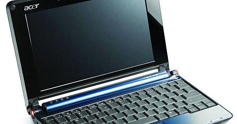 Netbooks machen Acer zu schaffen (Bild: Acer)