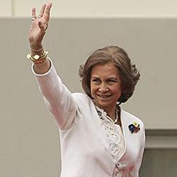 Spaniens Monarchin Sofia fliegt mit Billig-Airline