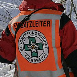 Mutter und Sohn in Bergnot von Traunstein gerettet (Bild: APA/BUNDESHEER / Wolfgang Grebien)