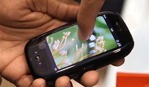 """Palms """"Pre"""" in den USA gestartet (Bild: AP)"""