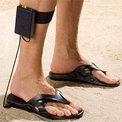 Ein Gadget für faule Hobby-Schatzsucher (Bild: www.hammacher.com)